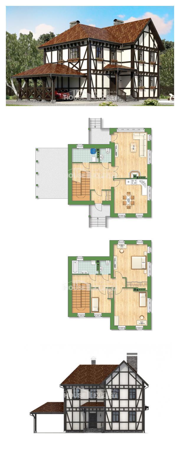 Проект дома 180-004-Л   House Expert
