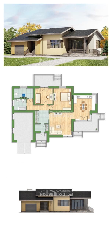 Проект дома 135-002-Л   House Expert