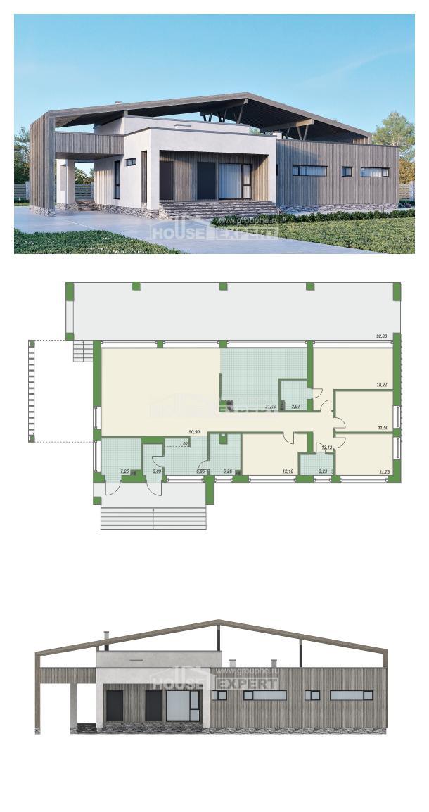Проект дома 170-011-Л   House Expert